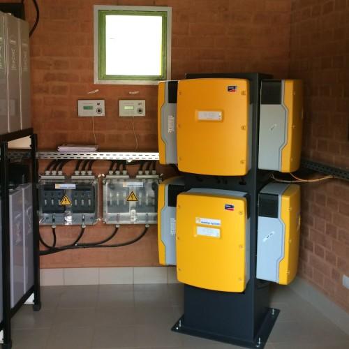 Erweiterung unserer Solaranlage