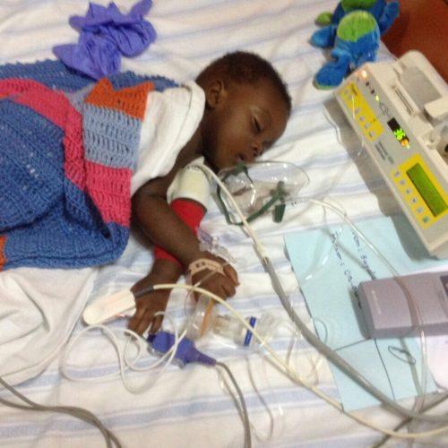 2. Hilfsaktion der Kinderchirurgischen Universitätsklinik Basel und der Anästhesiologischen Universitätsklinik Heidelberg