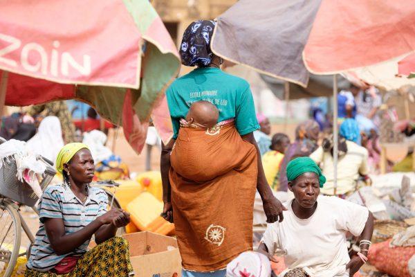Impressionen aus Burkina Faso