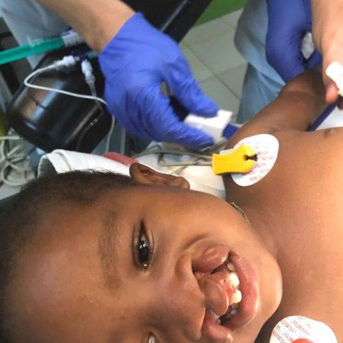 1. Einsatz von CHEIRA / Swiss Humanitarian Surgery