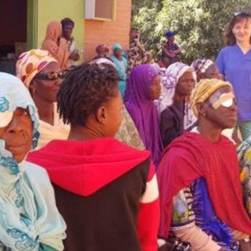 2. Augenärztlicher Einsatz in Burkina Faso, Hospital de Léo vom 30.11.-14.12.2019
